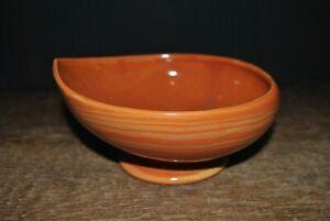 Mccoy Orange Harmony Bowl