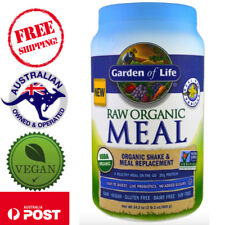 Garden of Life Raw Organic Vegan Meal Shake & Meal Replacement Vanilla (969 g)