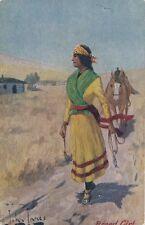 AMERICAN INDIANS : Breed Girl-JOHN INNES-MACFARLANE