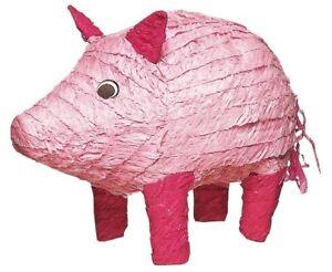 Pig Pinata - Farm Animal Themed Birthday Party Supplies