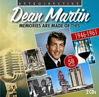 Dean Martin - Dean Martin - Memories Are Made Of This: His 58 Finest (1946-1961)