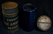 EDISON BLUE AMBEROL RECORD #2063 ✦ Virginia Reel For Dancing~National Promenade