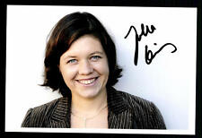 Julia Friedrichs Foto Original Signiert ## BC 43402