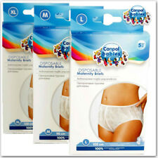 PANTS CANPOL DISPOSABLE MATERNITY KNICKERS HOSPITAL PREGNANCY POST PARTUM BRIEFS