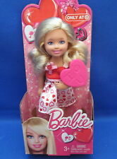 Barbie~Kelly~Chelsea~VALENTINE~NEW~2012/2013~Target
