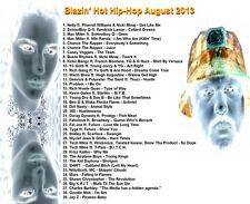 Promo Video Compilation DVD, Blazin Hot Hip Hop August 2013 ONLY Ebay {Explicit}