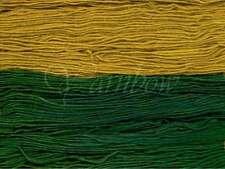 Euro Yarns ::Maharashtra Silk #08:: 100% Pure Silk Lace yarn Lemon-lime