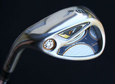 Left Hand TaylorMade R7 Draw Sand S Wedge KBS Tour Stiff Steel Shaft