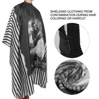 Pro Hair Salon Cape Haircut Barber Gown Waterproof Gown Apron Hairdressing Tool