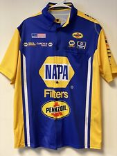 2019 Ron Capps NAPA Filters Crew Shirt - NEW