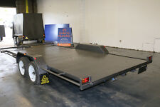16x6'6  Flat Car Carrier Trailer 2T GVM