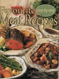 Family Circle - FAVOURITE MEAT RECIPES Bay Books - BRAND NEW COND - FREE POST