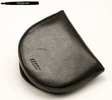 Lamy Leather Wallet in Black (without money)