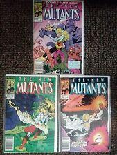 New Mutants #50,51,52