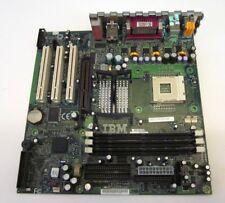 PLACA BASE IBM P4 2001 SOCKET 478 INCLUYE CHAPA METALICA CAJA VINTAGE