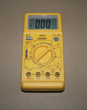 MULTIMETRO  DIGITAL  BLAUSONIC - DIGITAL INSTRUMENT METER  BLAUSONIC