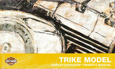 2010 Harley Trike FLHTCUTG Tri Glide Owner's Owners Owner Manual Guide 83390-10