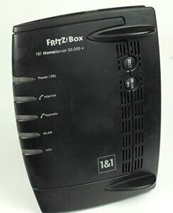 AVM FritzBox 7490 1300 Mbps WLAN Router / Fritz!Box VDSL / ADSL gelabelt schwarz