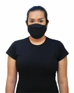 6 Pack of 100% Cotton re-usable Face Masks Mouth Masks In Adelaide Free Post