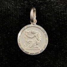 925 Sterling Silver Horoscope Zodiac Astrology Star Sign Charm Pendant