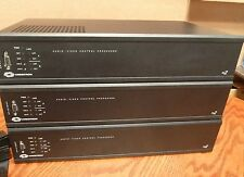 LOT of 3 Crestron AV2 Control System Processors - No C2ENET-1 Ethernet Card