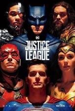 """Liga De La Justicia Superman Wonder Woma Película Póster impresión de seda 13x20"""" 20x30"""" 24x36"""""""