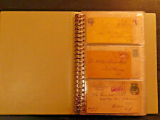 ✔�95+ Covers Postcards Paper Items Old Collection Nuace 23 Ring Binder See Photo