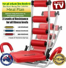 3 in 1 AB Rocket Twister Abdominal Workout Exercise Gym Fitness Cardio Wonder