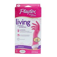 Playtex Living Drip-Catch Cuff Gloves, Small 1 Pair (Pack of 3)