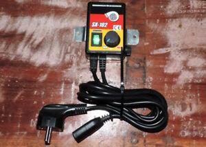 Universal Drehzahlregler Kesselgebläse Gebläseregler Ventilator Gebläse SX-102