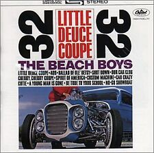 Beach Boys Little Deuce Coupe & All Summer Long 4 Extra Tks Remaster HDCD CD NEW