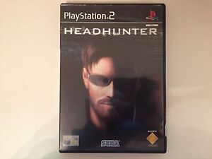 Headhunter - Sony Playstation 2 No Instructions PAL