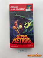 SUPER METROID Nintendo Super Famicom SFC JAPAN Ref:315674