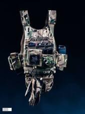 A&A Tactical, LLC SEACU-Cummerbund for Ferro Concepts Slickster & other carriers