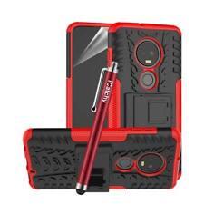 Per Motorola MOTO G7 Power G7 PLUS telefono caso ibrido antiurto Cover Posteriore Armor