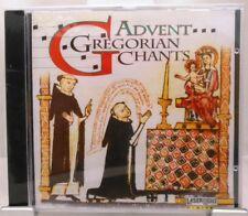 Gregorian Chants + CD + Weihnachten Advent + Capella Gregoriana + Stimmungsvoll
