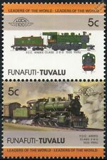 1935 FCC Andes Class 2-8-0 No.227 (Peru Railways) 	Train Stamps / LOCO 100