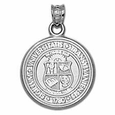 Transylvania University Seal Silver Pendant