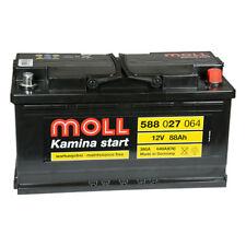 MOLL Kamina Start 588 027 064 Autobatterie 12V 88Ah Mercedes M-Klasse