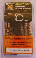 Hoppe's Boresnake 7mm .270 .284 .280, Hoppes Bore Snake Clerance !