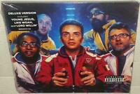 LOGIC THE INCREDIBLE TRUE STORY (DELUXE EDITION) (2015) BRAND NEW SEALED CD