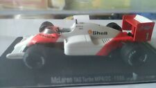 F1 Mac Laren MP4/2C 1986 Alain Prost