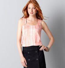 Tank, Cami Rayon Regular Sleeve Tops & Blouses for Women