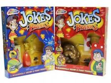 1 X Jokes & Pranks 4 Wonderfully Wicked & Funny Pranks Game Great Xmas Gift