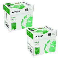 Navigator Universal A4 Paper White 80gsm 4 Boxes 20 X 500 per Ream