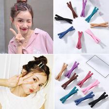 Cute Sweet Matte Hairpins Hair Clip Pin Barrettes Women Girls Hair Accessories
