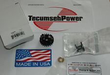 Tecumseh engine governor gear 30591 and Spool 30588A GENUINE PART!