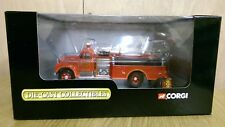 Corgi 52403 1/50 Mack B Closed Pumper Corpus Christie Fire Department