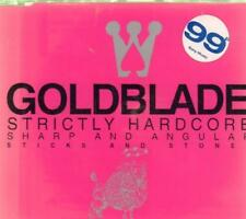 Gold Blade(CD Single)Strictly Hardcore CD1-New