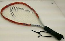 "Head Ti Flash Xl 22"" Racquetball Racquet with Grip Wrap 3 5/8 and Cover"